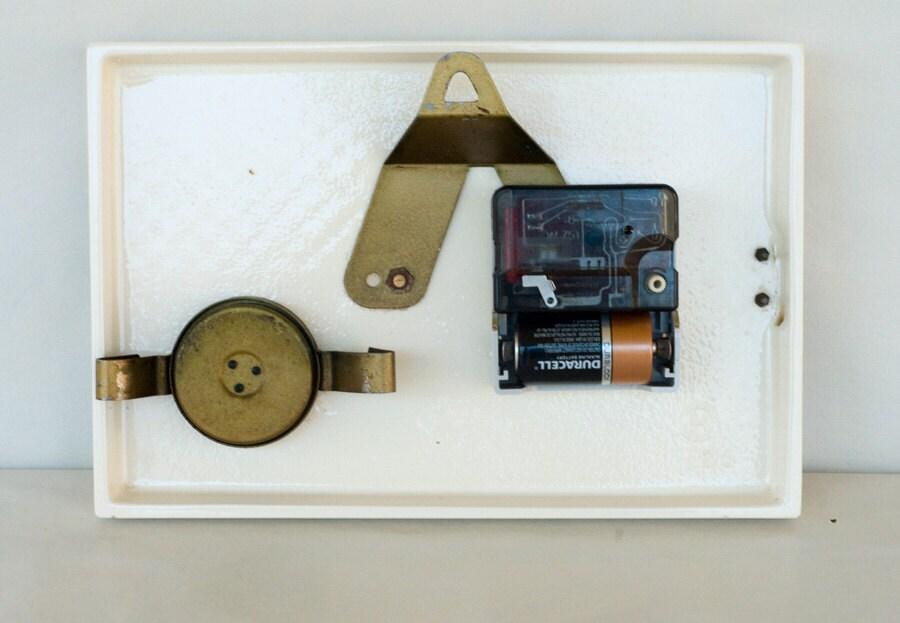 Vintage German Clock With Timer Schatz Elexacta Junghans
