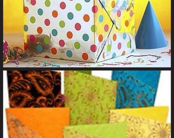 Add a Card & Gift Wrapping to any Package.