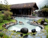 Papallacta Ecuador Hot Springs  Fine Art Photograph