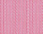 STORE CLOSING Sale Riley Blake Basics Crimp Hot Pink 1 yard