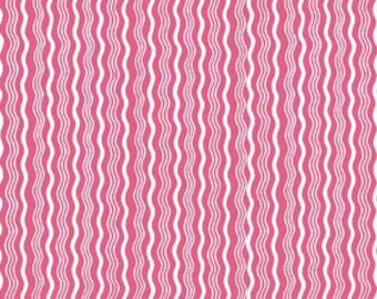 STORE CLOSING Sale Riley Blake Basics Crimp Hot Pink 1 yard