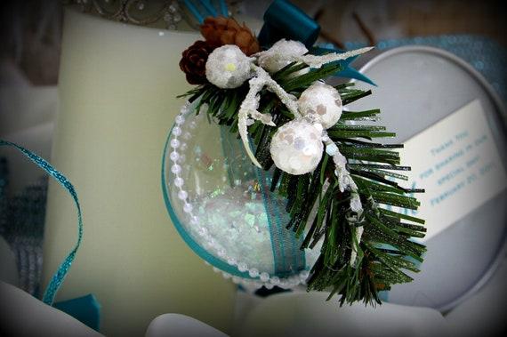 Custom Ornaments - Christmas, Wedding Favors, Baby Shower Favors, etc.