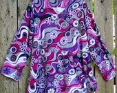 Swirl Pocket Sweater