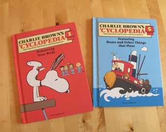 Charlie Browns 'Cyclopedia Vol 5 - Featuring Boats and Other Things That Float (Blue Book)