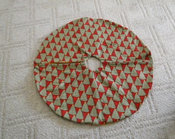 Christmas Trees Tree Skirt (large)