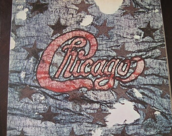 Vintage Chicago Double LP Album
