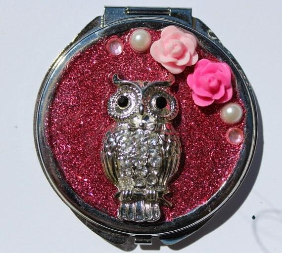 Night Owl  - Compact Mirror