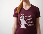 Indiana Jones Shirt - Screen Printed Women's T Shirt