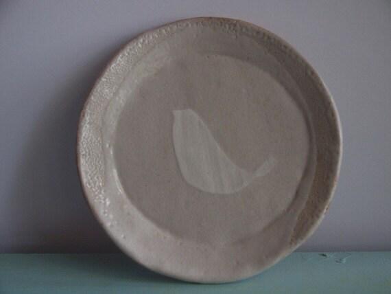 Bird Lunch Plate