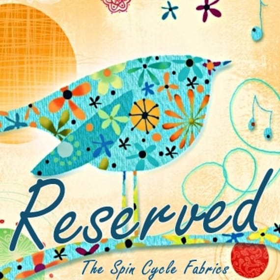 Reserved for K