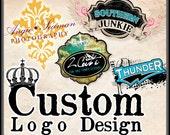 Custom Logo Design & Watermarks SALE