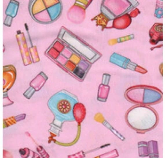 Timeless Treasures Girly Fabric