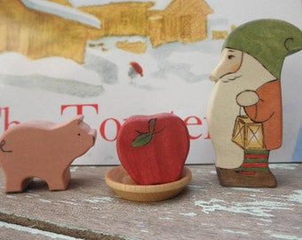 THE TOMTEN and the Hungry PIG