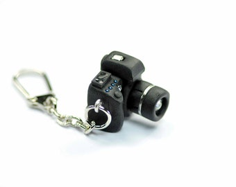 Canon 5D Mark III Camera miniature Keyring