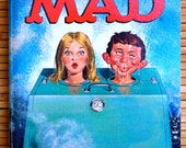 MAD Magazine - Steaming MAD - PaperBack Book  - 1975 First Printing