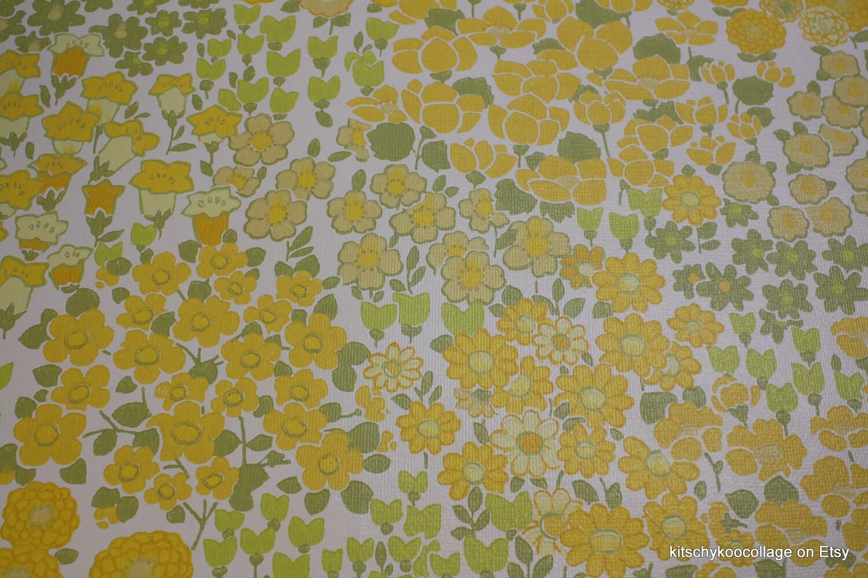 1960s retro wallpaper viewing gallery