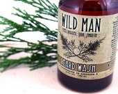 Wild Man Beard Wash - The Original - 120ml // 4oz