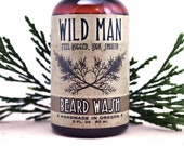 Wild Man Beard Wash - The Original - 60ml // 2oz