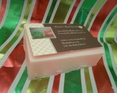 watermelon goats milk glycerin soap
