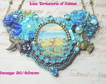 """Necklace """"Chocolates Hills"""" - The treasures of Anna"""