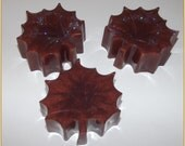 Berries & Branches Maple Leaf Glycerin Soap Set