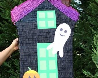 Haunted House Pinata - Halloween Pinata