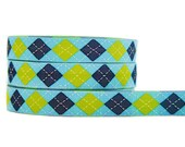 Jacquard Ribbon Preppy Golf 3 m