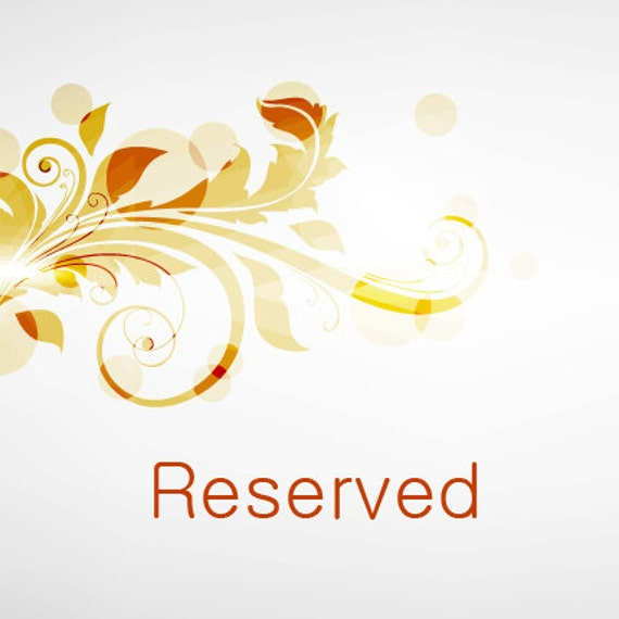 RESERVED FOR JUDITH