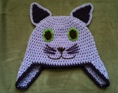 Kitty Hat Pattern