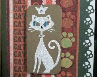 Princess Kitty Card