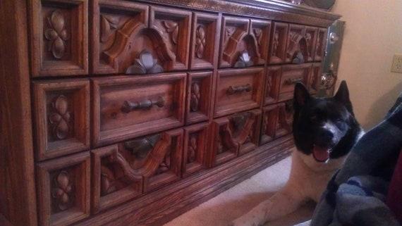 Custom Dresser for Alyssa