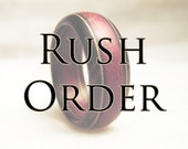 Rush Order on one Piece From Origin Handcrafted Goods