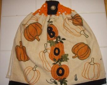 Halloween Dish Towel (Double)