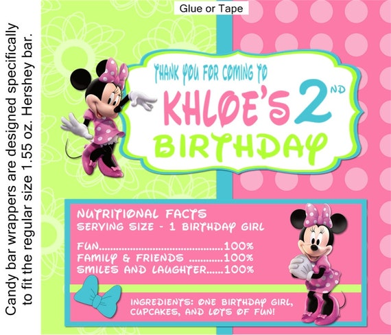 Customized Minnie Mouse Invitations was beautiful invitations ideas
