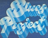 BLUES PROJECT LP self-titled album