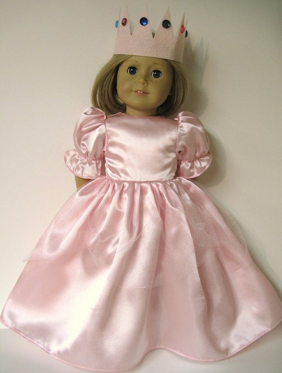 Princess Costume for your American Girl Doll