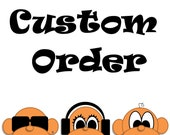 Custom Order for OPOS, Nurse - Pick Your Pieces, Edible Fondant Cupcake or Cookie Toppers