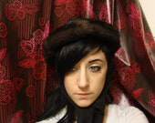 Vintage Fur Hat (Special Order Saved for Maria)