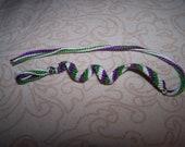 Genderqueer friendship bracelet