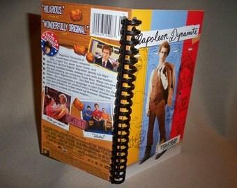 Napoleon Dynamite VHS Tape Box Notebook