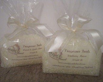 Scented Fragrance Beads by The Pound