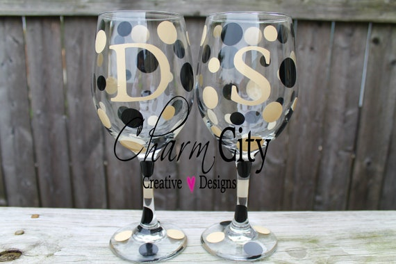 Personalized Wine Glass 20 oz Pittsburgh Penguins, University of Colorado, military