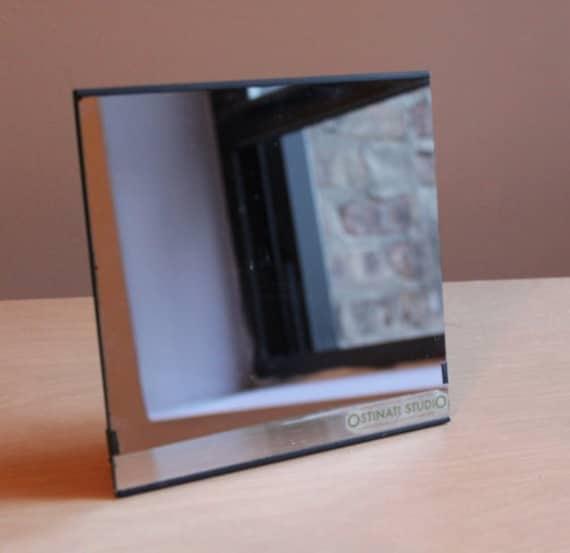 Repurposed projector mirror