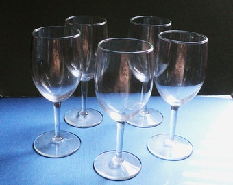 REDUCED  Wine Glasses