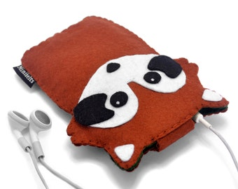 Red Panda iPhone 5 Case, iPhone 5C Case, iPod Touch 4 Case iPod 5 Case, iPod Classic Case, Samsung Galaxy S4 Case, Samsung Galaxy S3