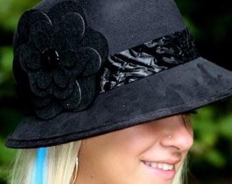 Victorian Hat, All Season, Victorian look