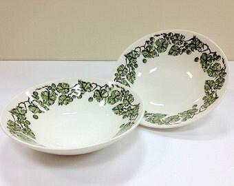 Leaf Spirit Bowls Royal China