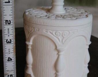 Gypsy box, Wooden box, Decorative box,  ring box, trinket box, Jewelry box, Carousel box, Ready to paint, Ceramic bisque,u-paint
