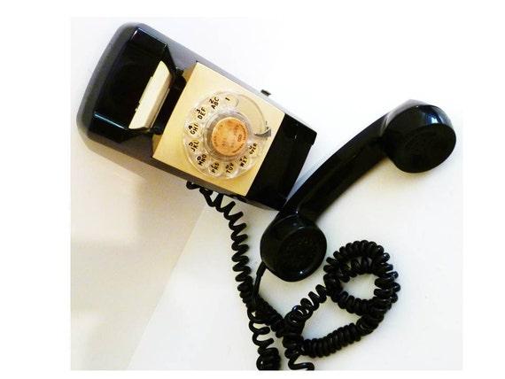 Vintage Telephone Rotary Starlite