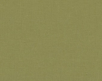 Fig Tree Olive 9900-69 - Bella Solid by Moda Fabrics - 1 yard